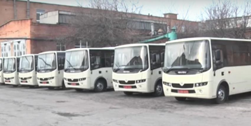 У Полтаві визначилися з перевізниками на міських автобусних маршрутах