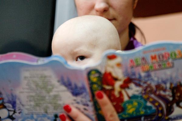 Будьте уважними до скарг малюка, щоб не пропустити рак