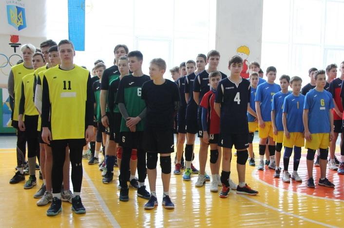 У Полтаві відбувся ХХV Меморіал пам'яті Андрія Кузнєцова з волейболу серед юнаків
