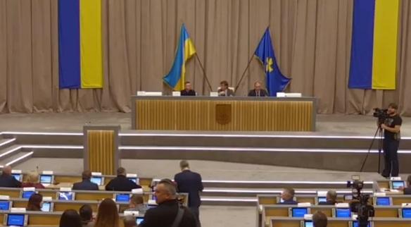 Депутатам облради пропонують попросити в держави грошей на добудову тубдиспансеру