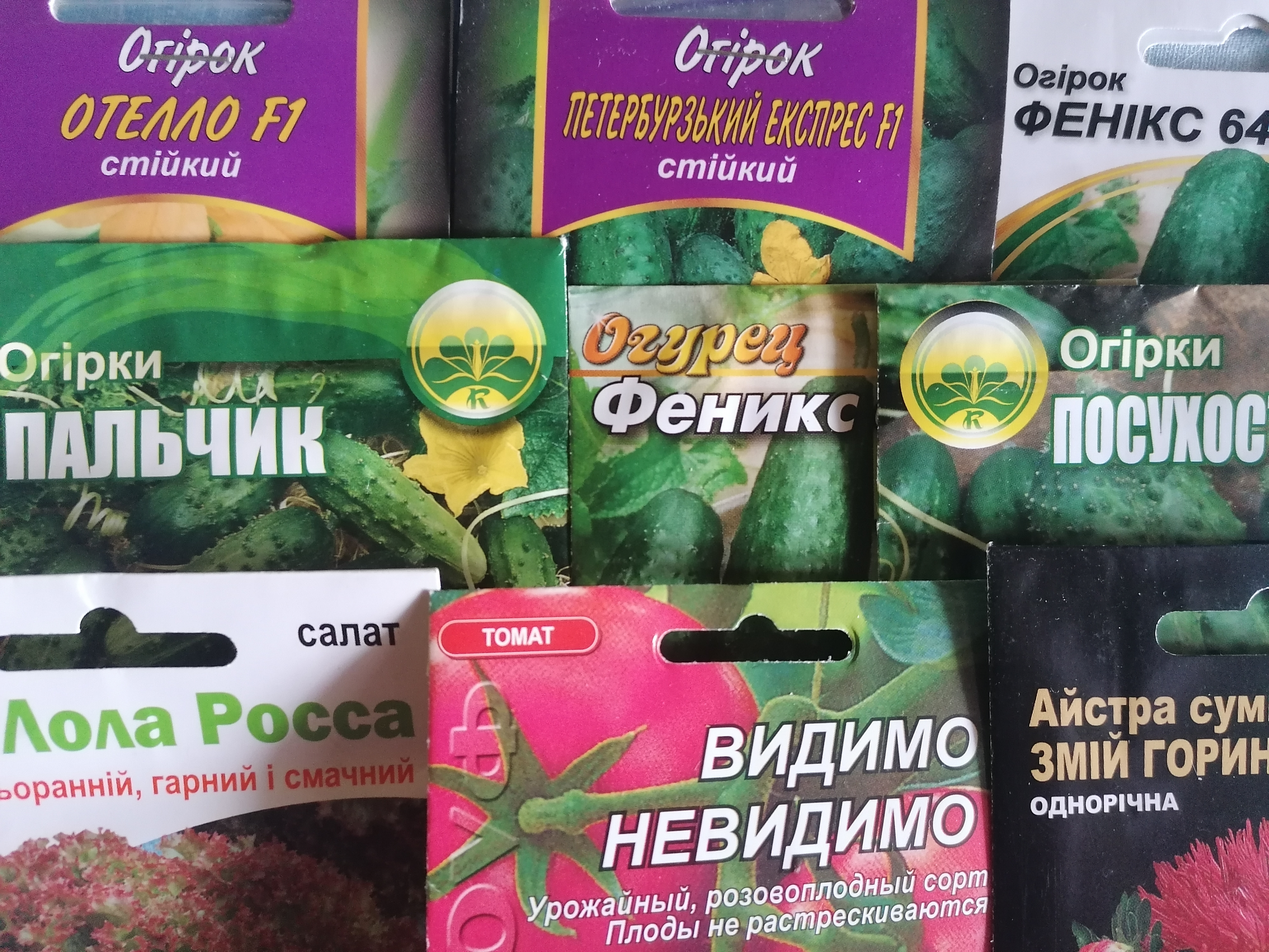 Магазини з насінням відкривати не будуть