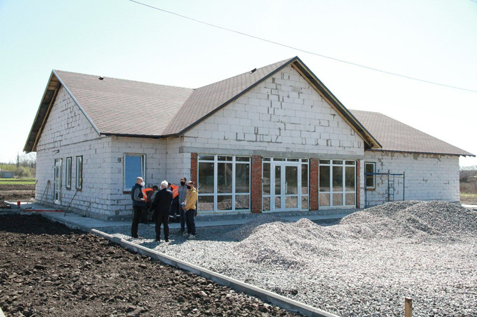 За три місяці в Селещині має запрацювати нова сучасна амбулаторія