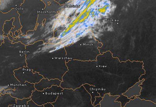 Українців попереджають про дощі, мокрий сніг та заморозки