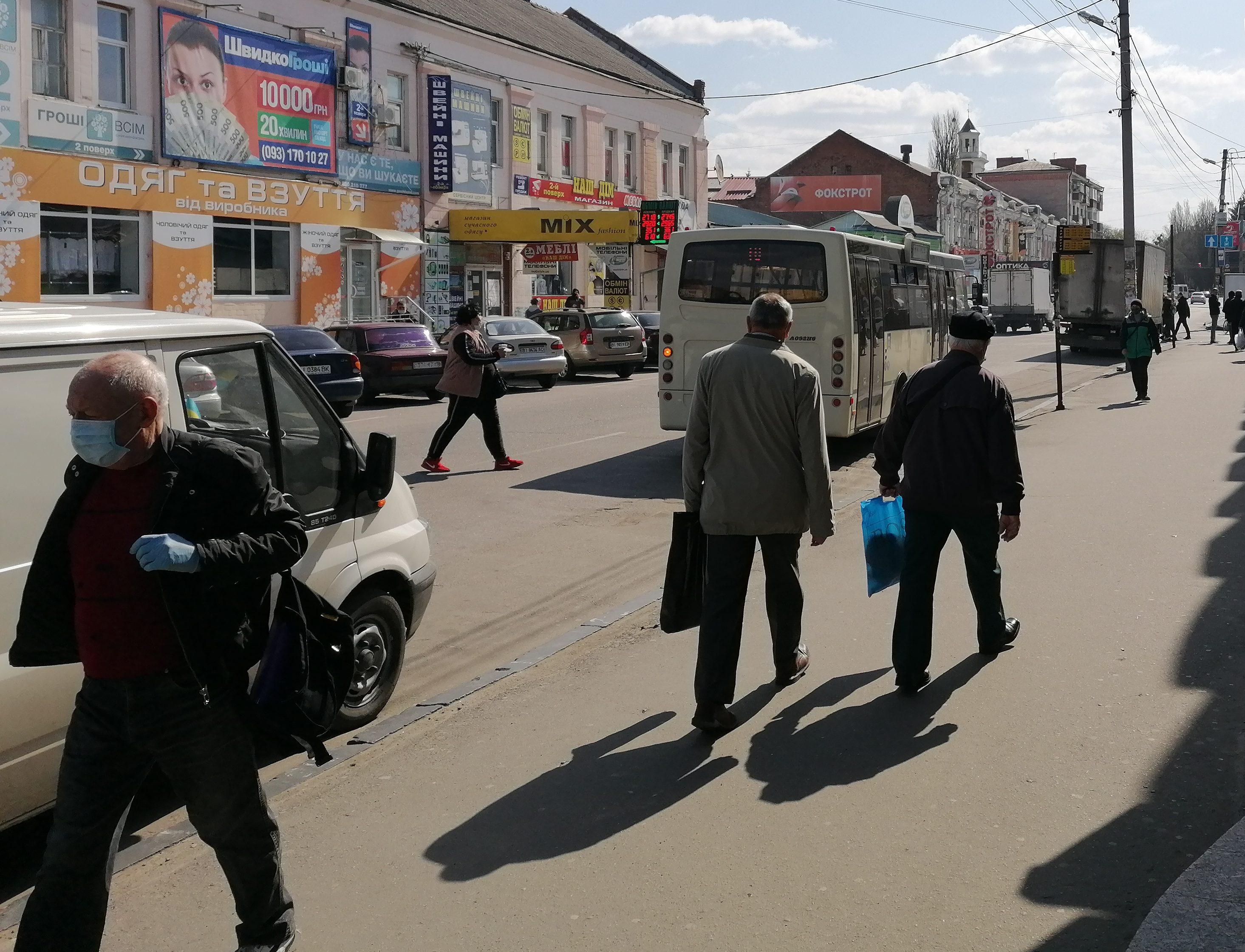 В Полтаве начнут перевозить бесплатно медиков и работников жизнеобеспечивающих предприятий