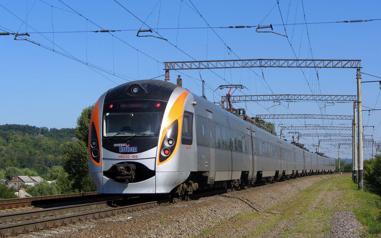 На полтавських вокзалах можна купити квитки на три поїзди Інтерсіті+