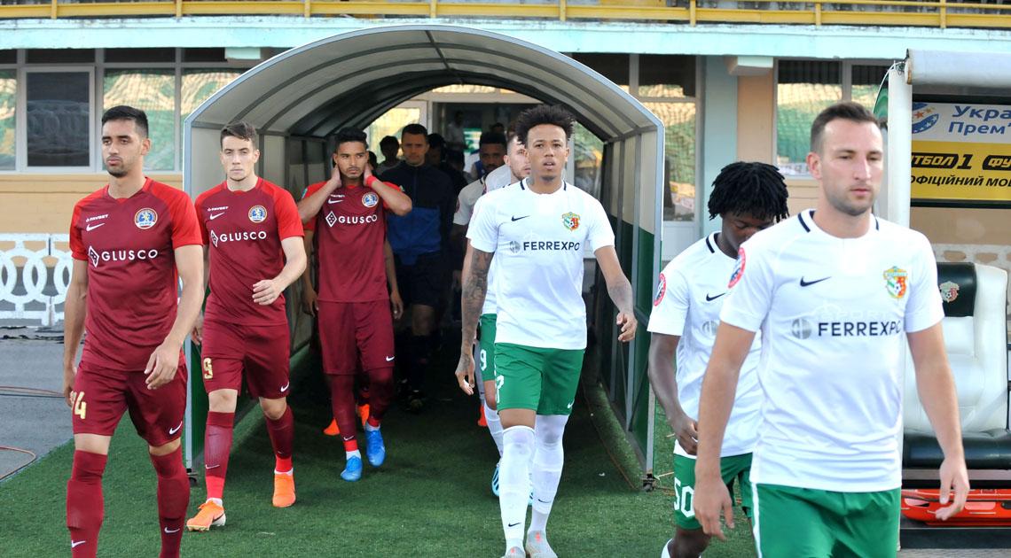 Большой футбол вернется в Полтаву с матчем «Ворскла» – «Львов»