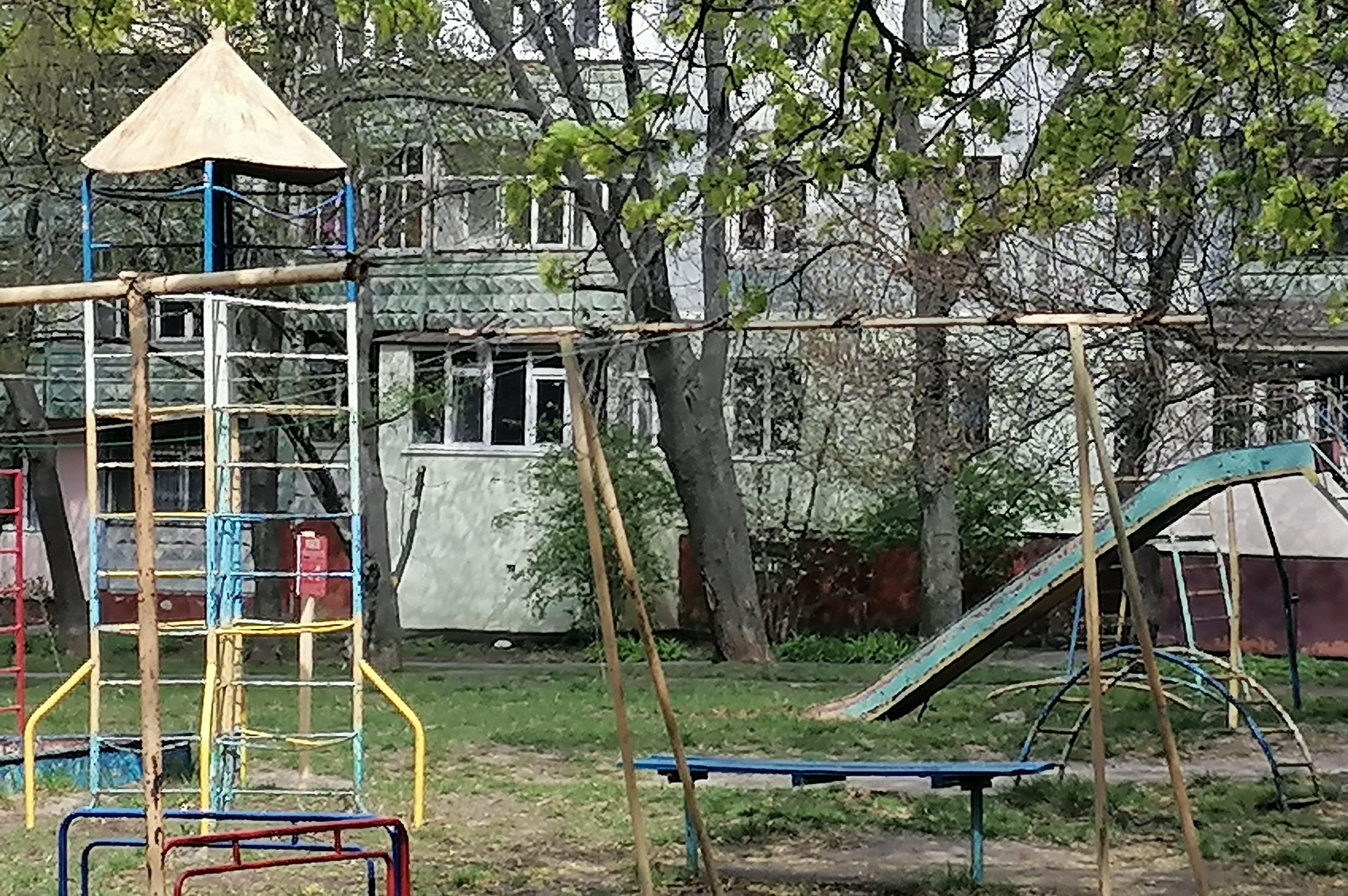 Чи готові дитячі майданчики та атракціони обласного центру до безпечної експлуатації