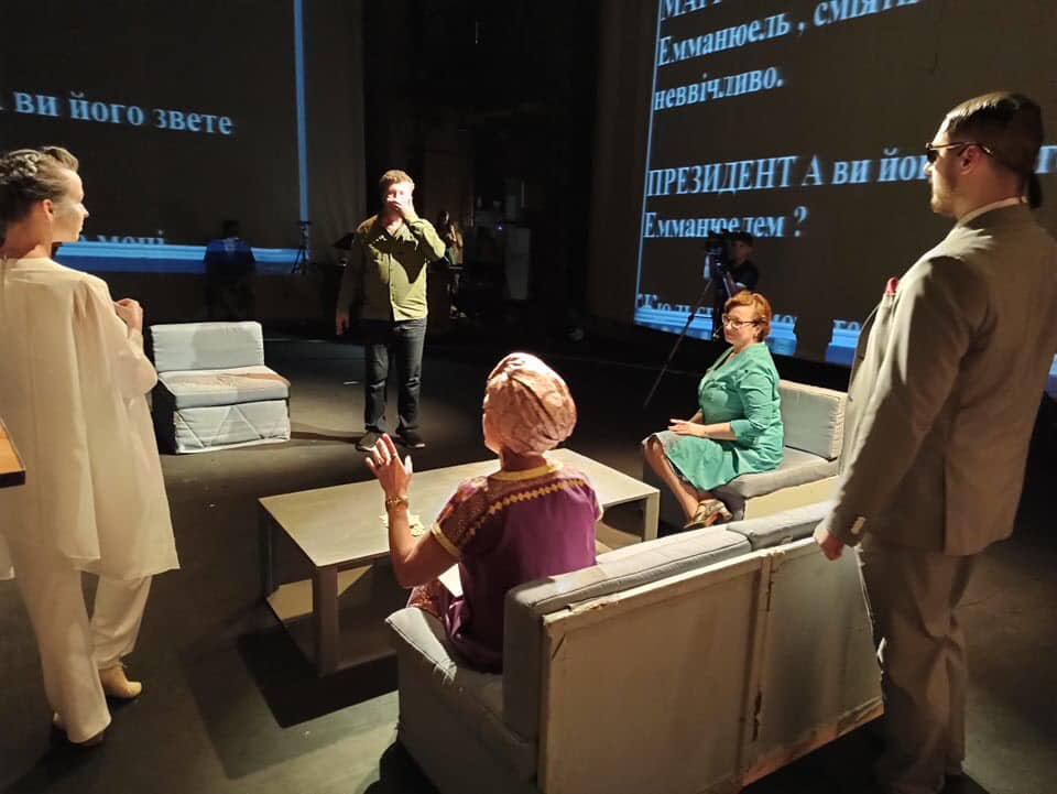 «Гоголівці» закриють сезон виставою онлайн