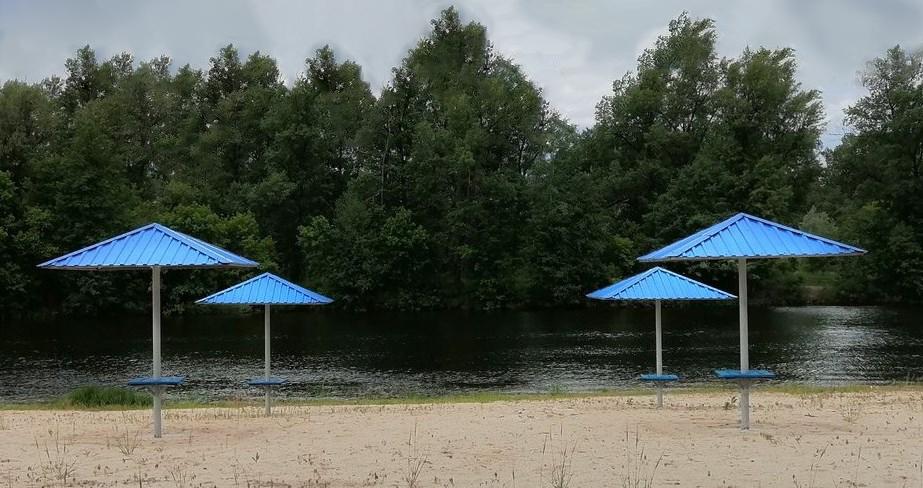 В Полтаве официально стартовал пляжный сезон