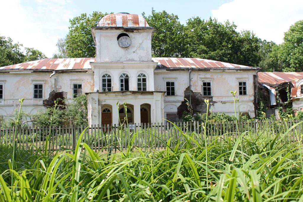 На Полтавщині думають, як врятувати палац Муравйових-Апостолів