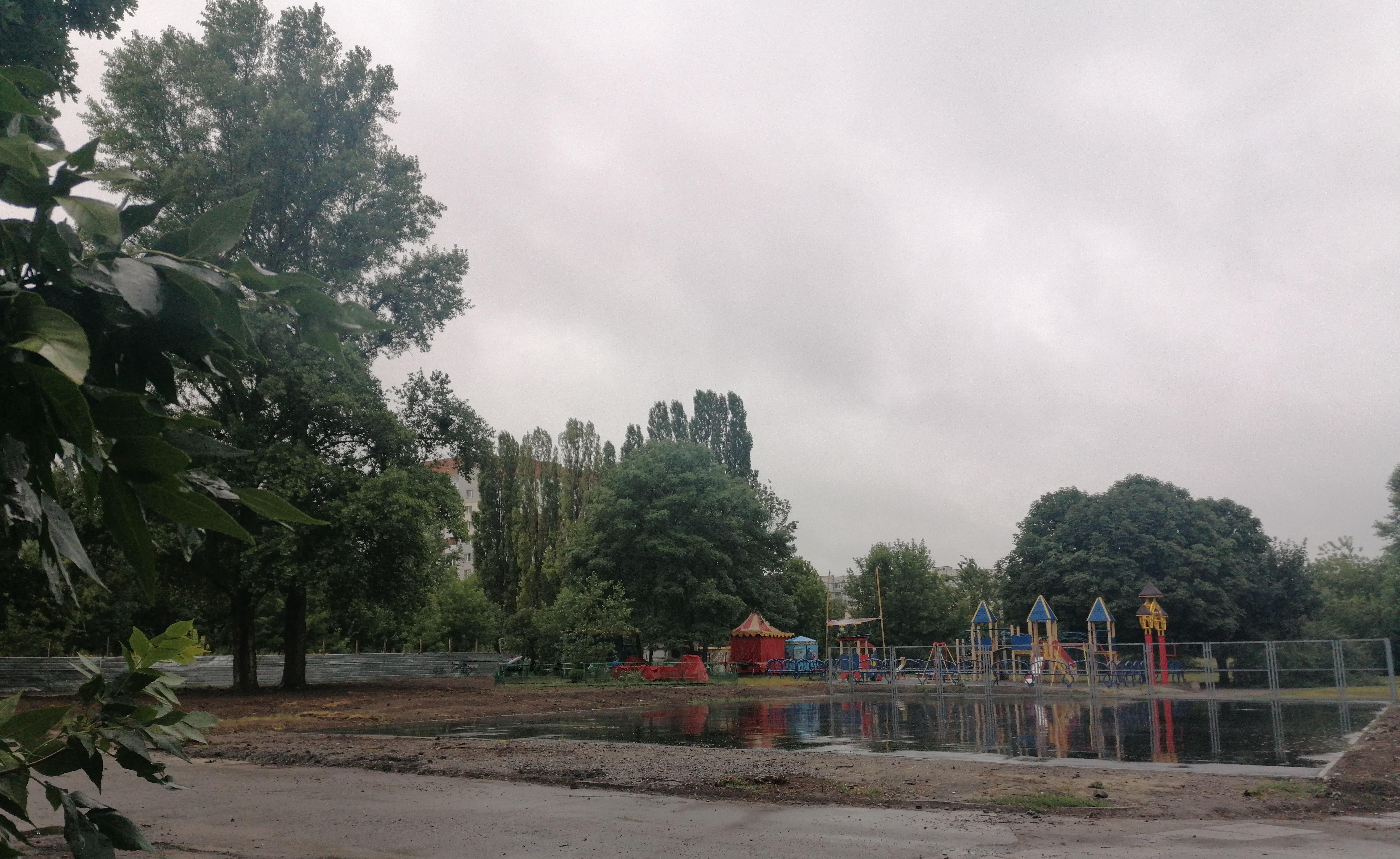 Новый скейт-парк в Полтаве хотят открыть до конца лета