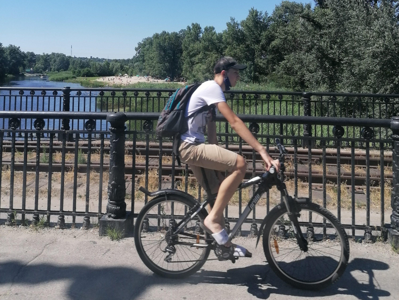 Полтавські депутати затвердили програму з розвитку велоінфраструктури