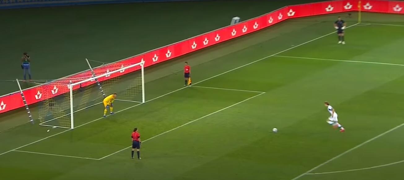 Долю Кубку України вирішила серія післяматчевих пенальті