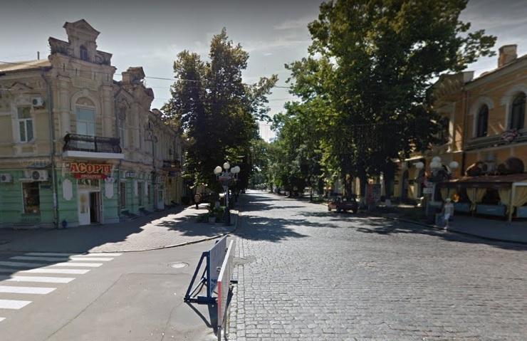 Пішохідна зона на вулиці Соборності в Полтаві збільшилася на квартал