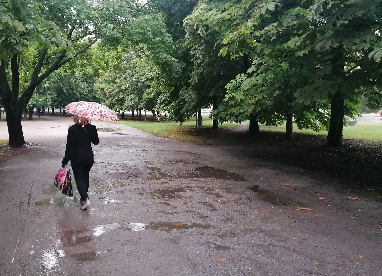 У Полтаві оголосили штормове попередження