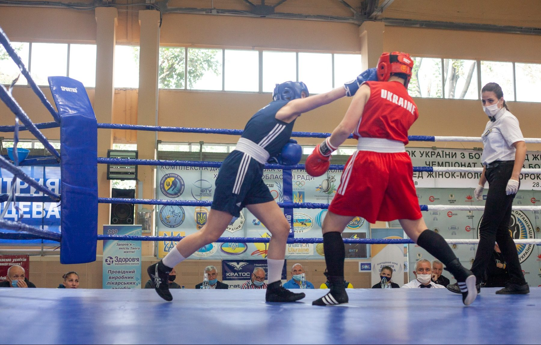 Полтавские боксеры вернулись с Кубка Украины с рядом наград