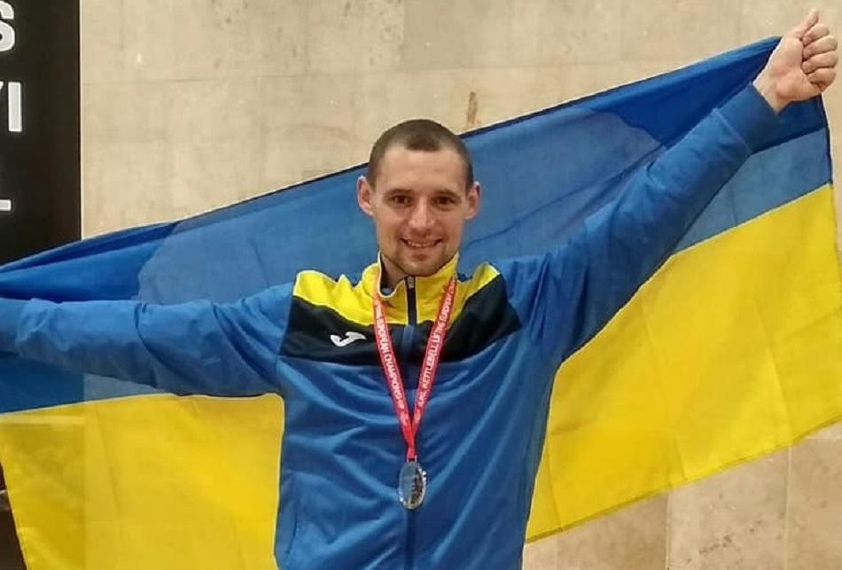 Спортсмен с Полтавщины – лучший в Европе по гиревому спорту