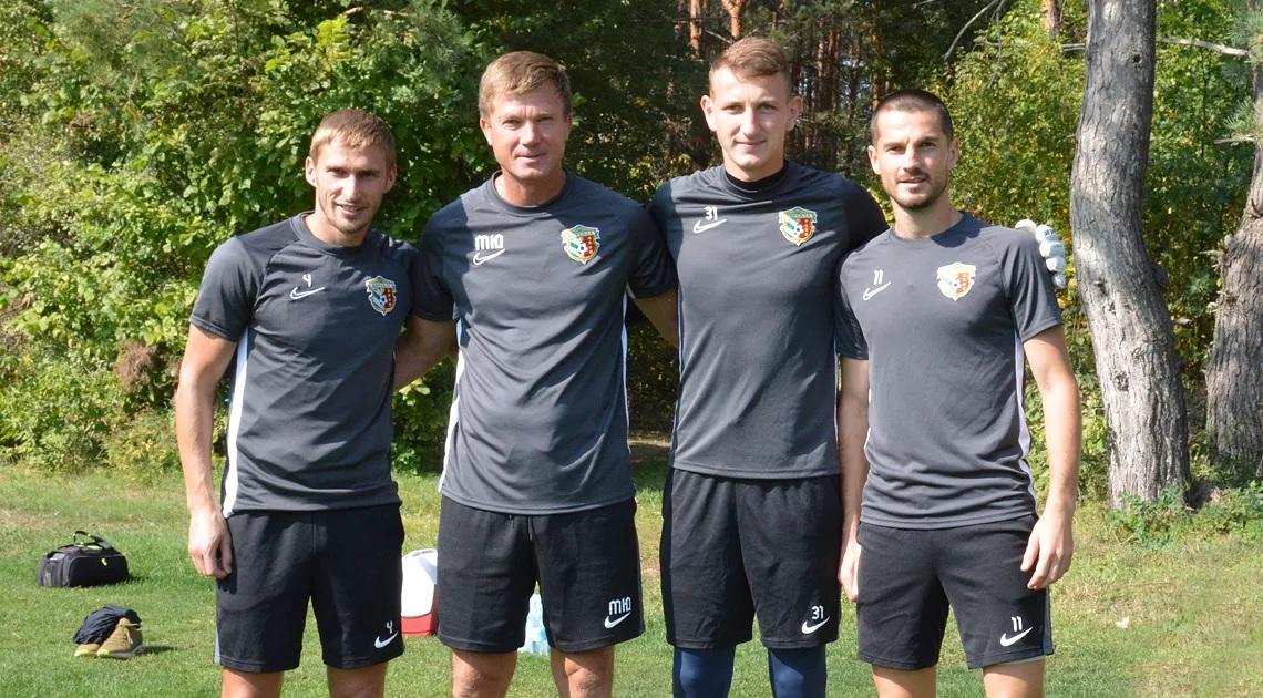 «Ворскла» продовжила контракти одразу з трьома гравцями