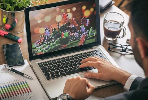 (Ru) История современных онлайн-слотов