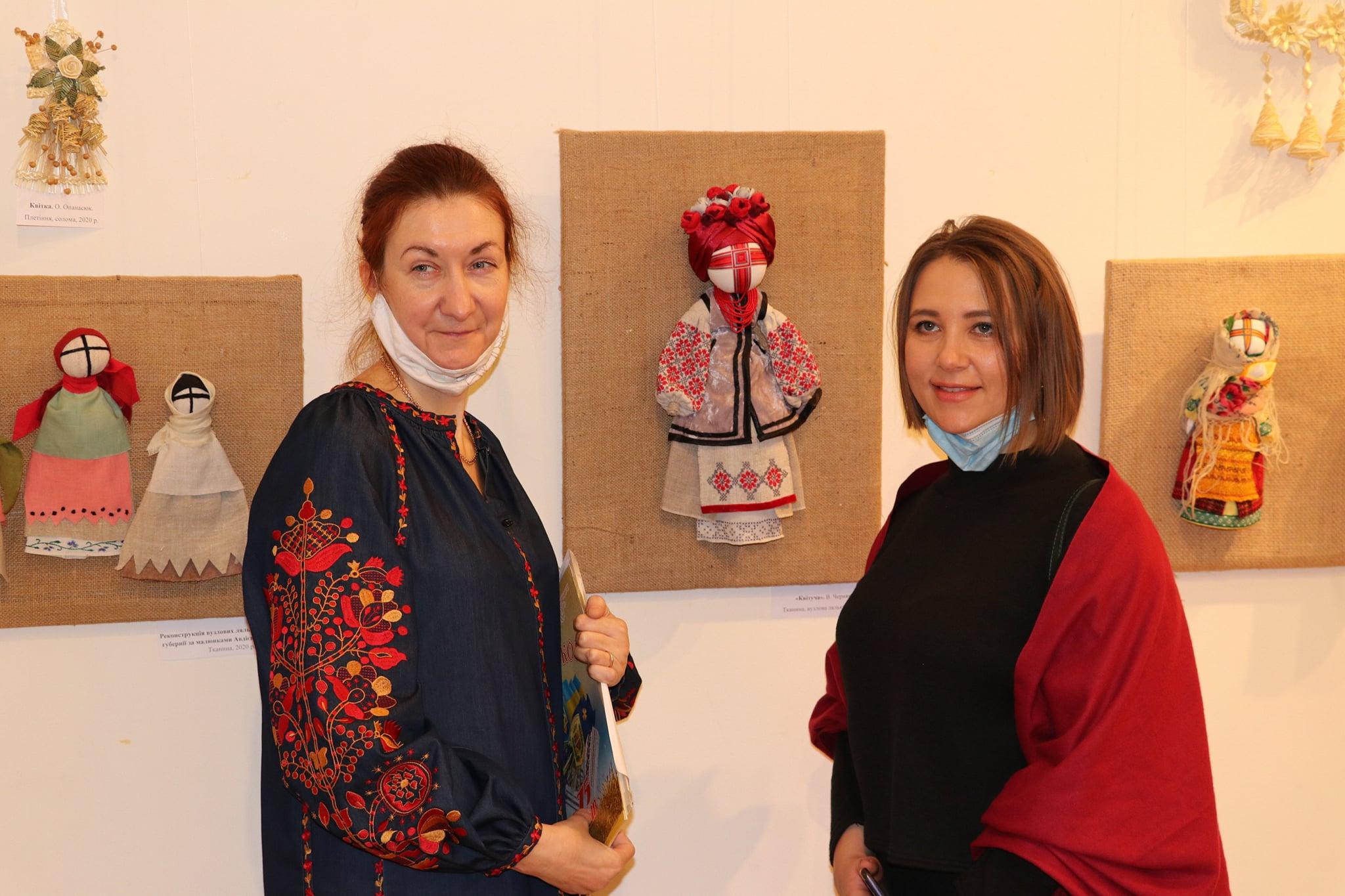 У Полтаві відкрили виставку, присвячену народній іграшці регіону