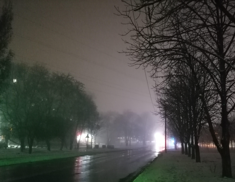 На дорогах Полтавщини очікується ожеледиця