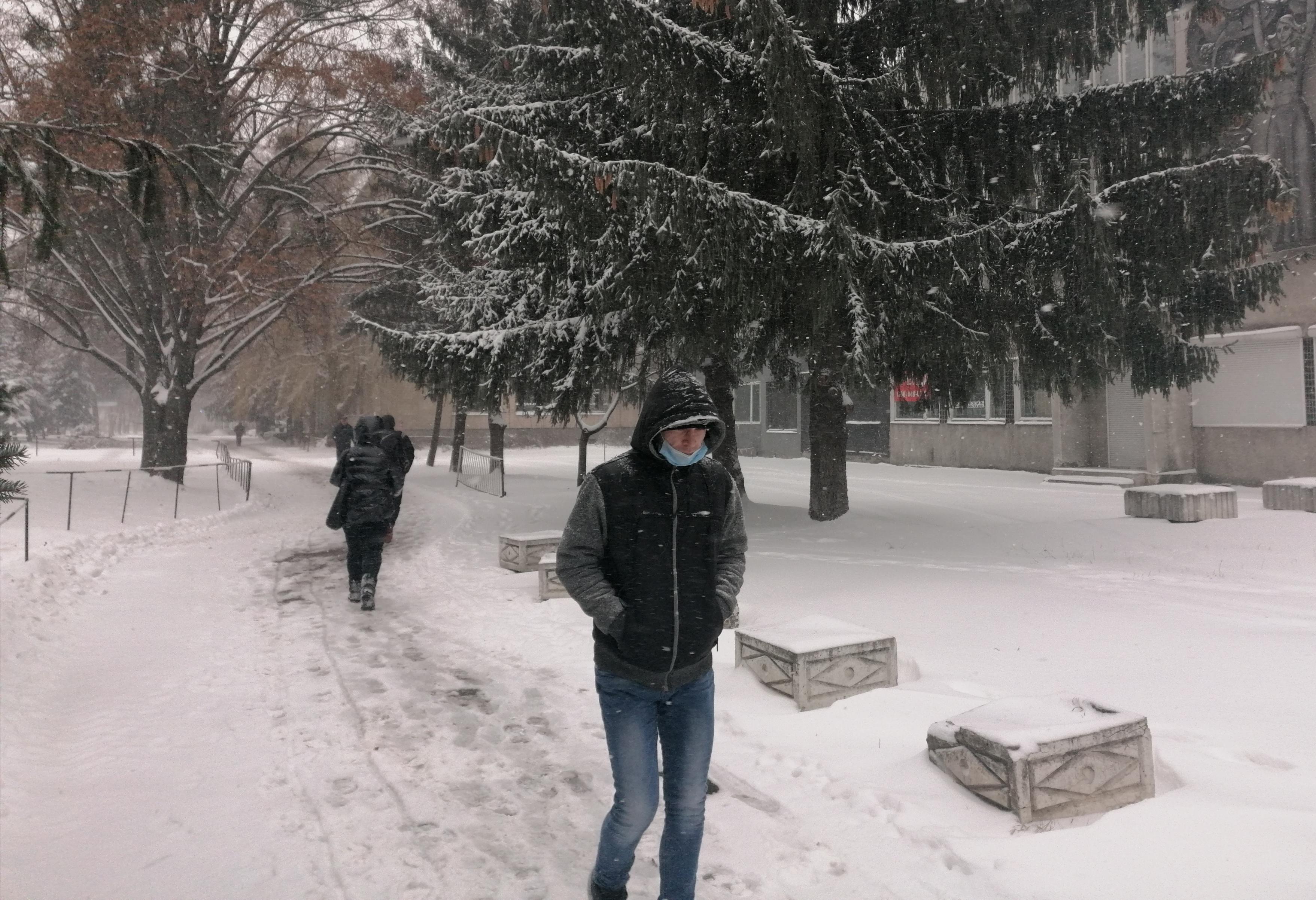 На Полтавщині прогнозують морози, як 14 років тому