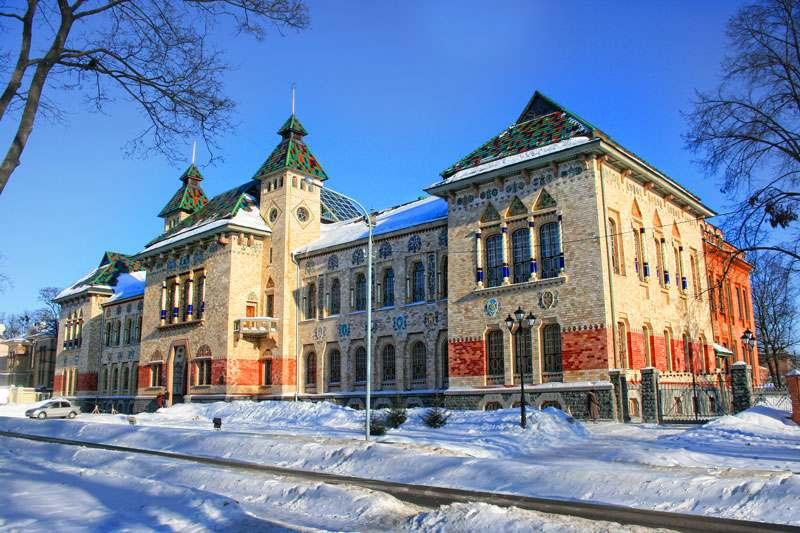Полтавський краєзнавчий музей готується до 130-річчя