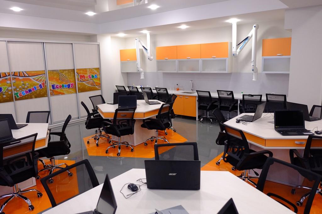 5 закладів освіти в Полтавській ОТГ отримали STEM-лабораторії