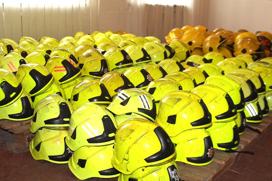 Шотландські колеги допомогли полтавським рятувальникам