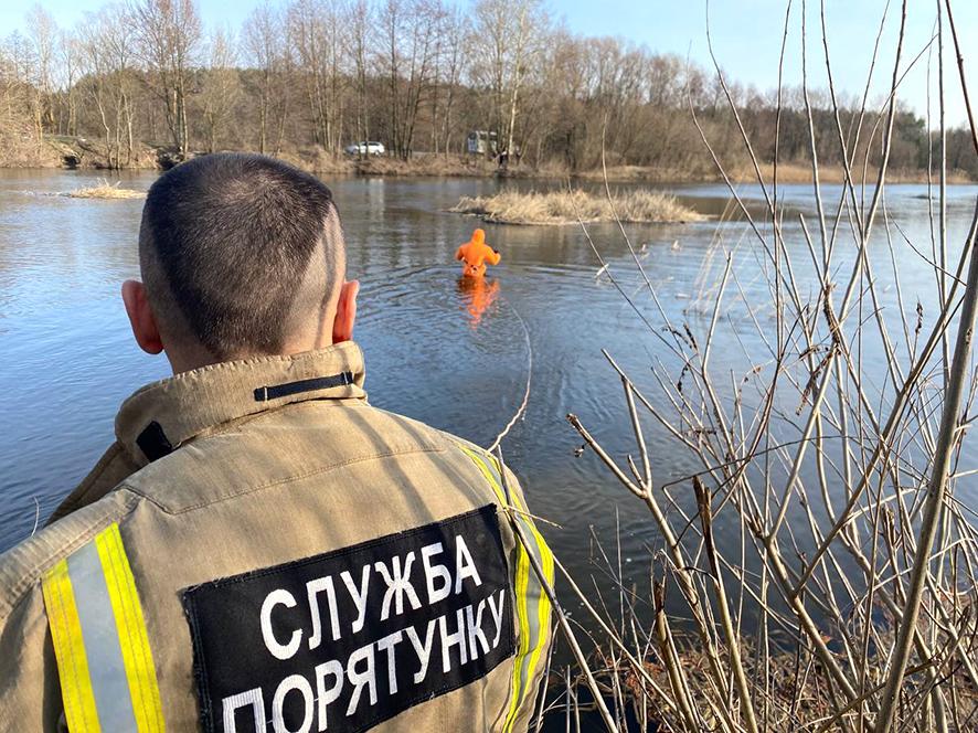 Одного из погибших на дамбе в Вакуленцах работников Полтавской ОГА продолжают искать (обновлено)