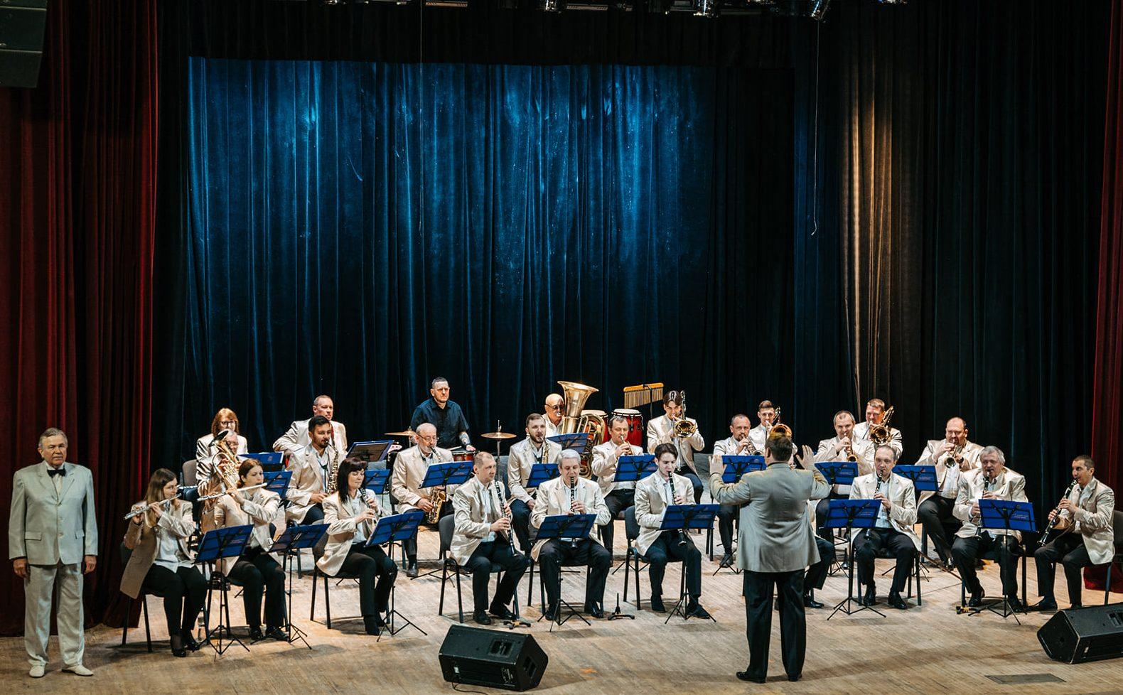 Муніципальний оркестр «Полтава» переміг у міжнародному фестивалі-конкурсі