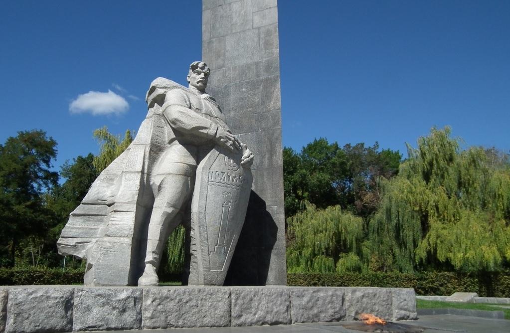 У Полтаві завершується флешмоб «Пам'ять у серцях поколінь»