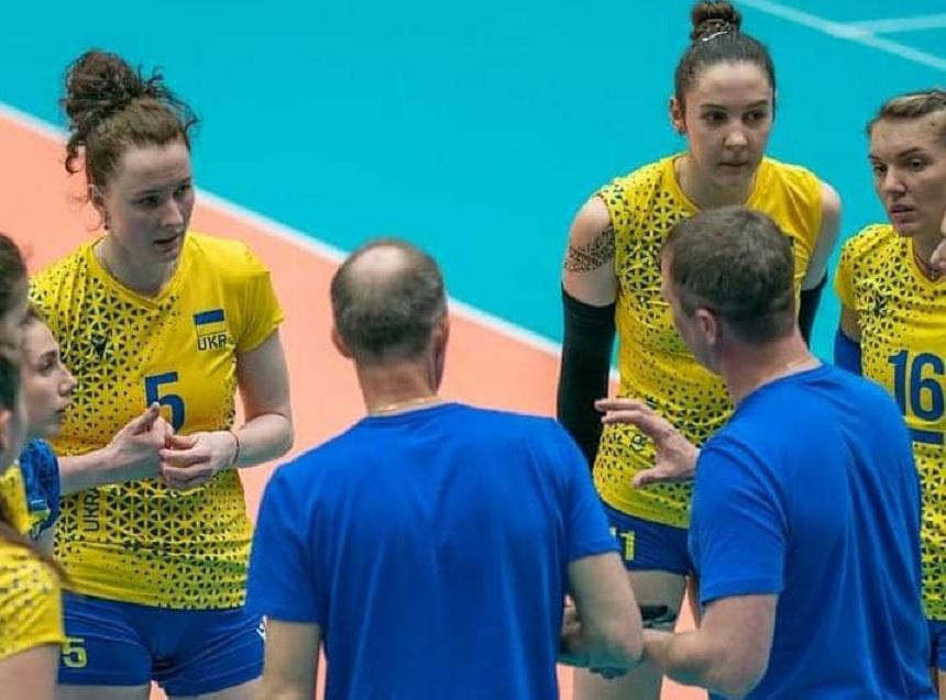 Полтавський волейбол у збірній України представлятимуть дві спортсменки