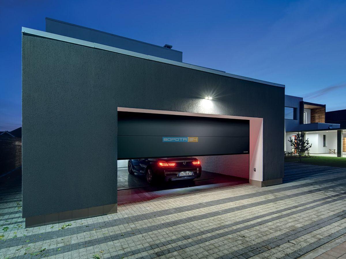 фото приводы на ворота для гаража - Bталия