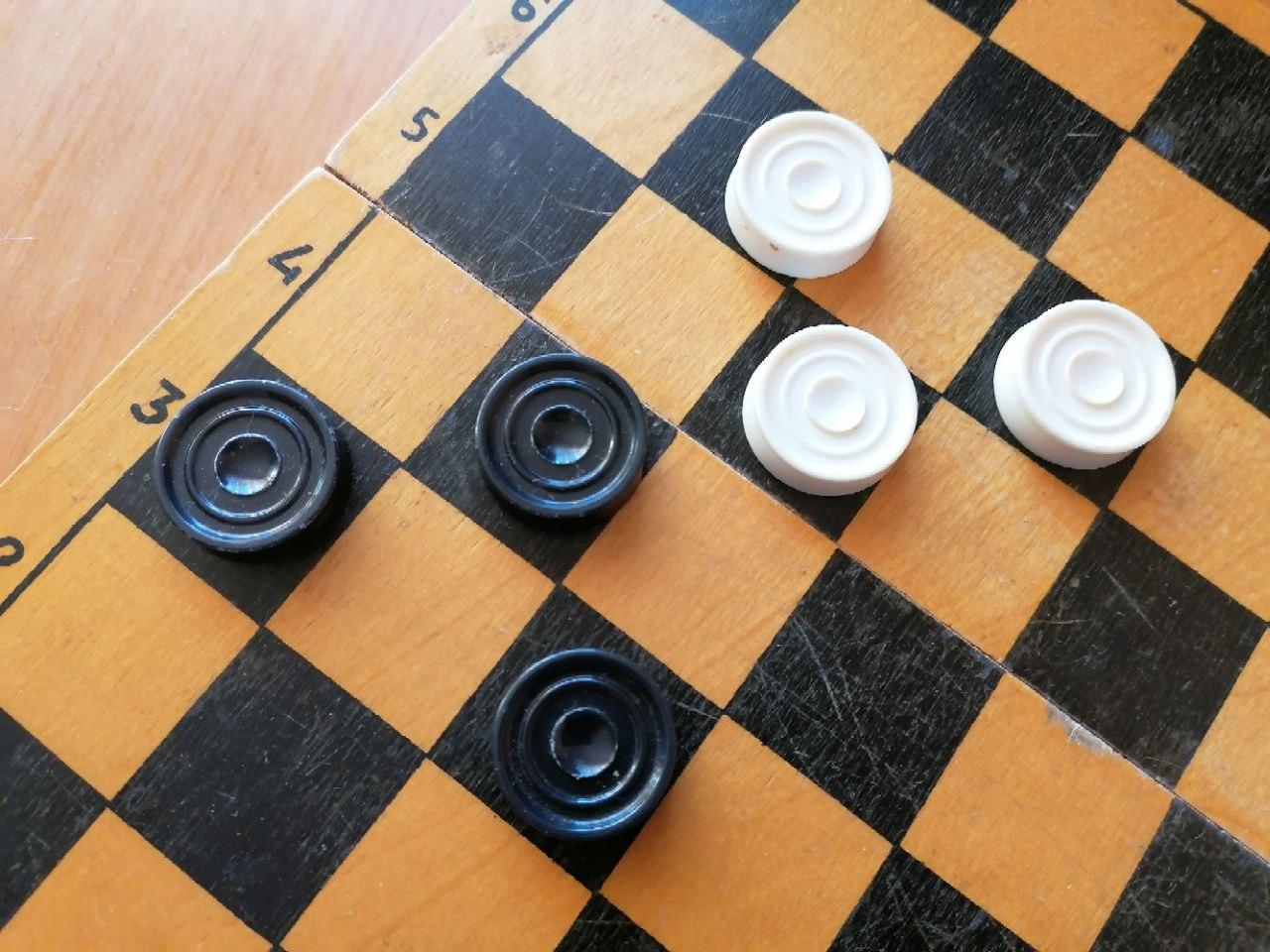 У Полтаві завершився чемпіонат міста з шашок-64