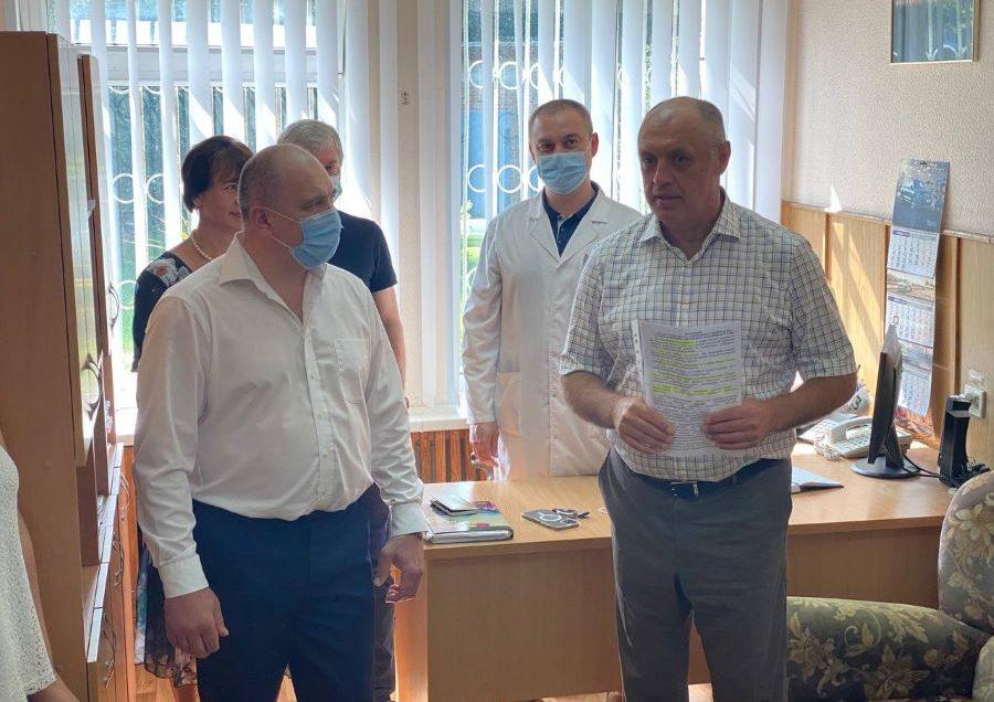 Руководителем 2-й городской клинической больницы Полтавы назначен Максим Дудченко