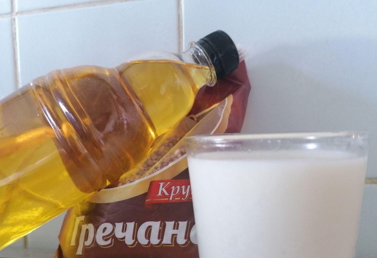 У полтавських школах зможуть використовувати безлактозне молоко та соняшникову олію
