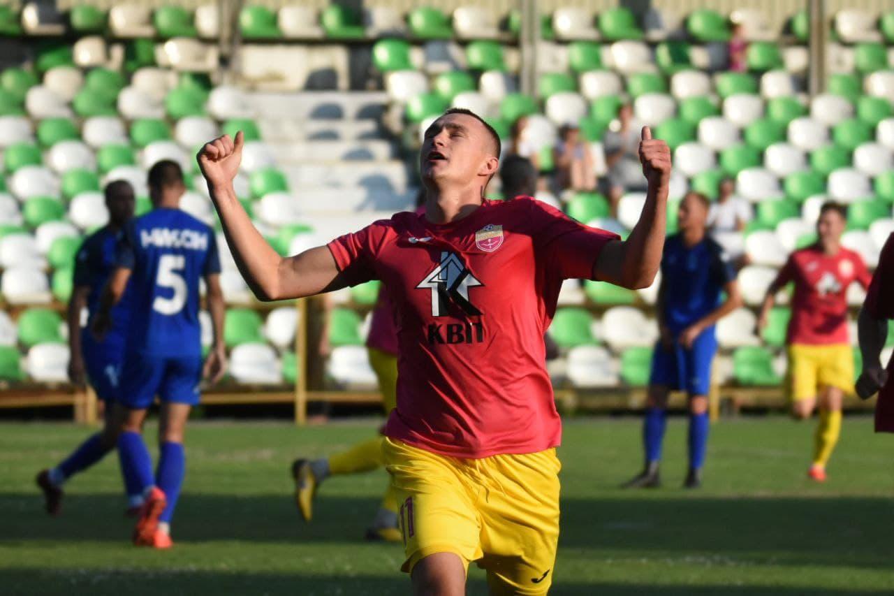 СК «Полтава» переможно дебютував у професійному чемпіонаті
