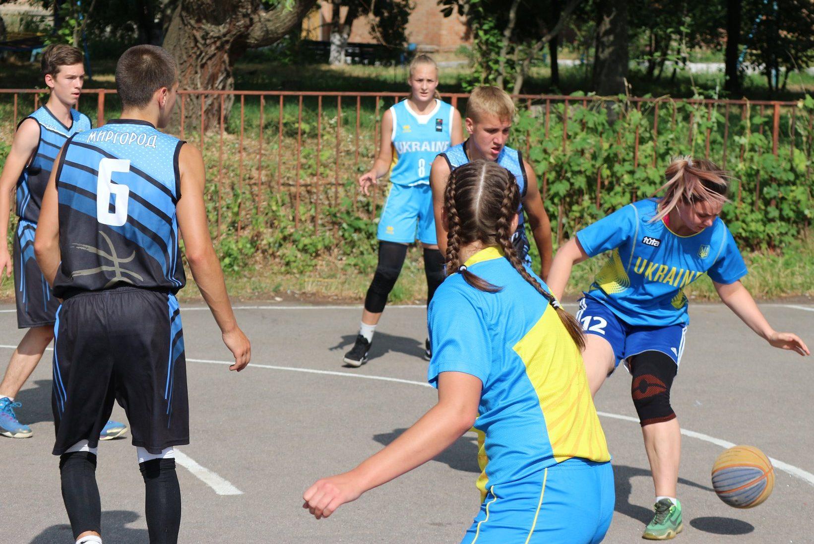 Полтавська команда спробує себе в новому форматі баскетболу