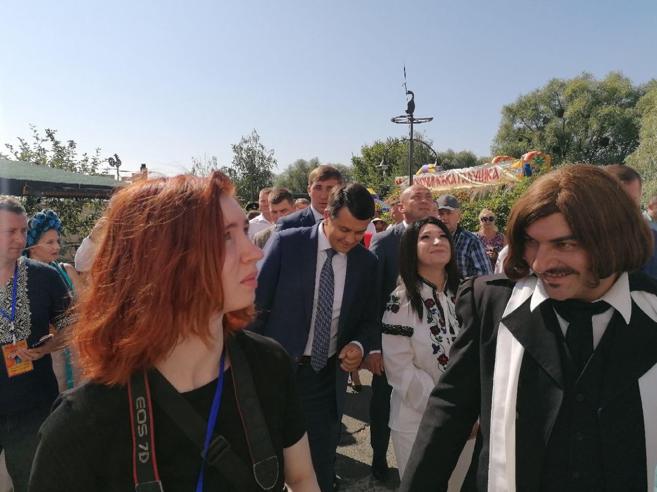 Открытие Сорочинской ярмарки не обошлось без мистики