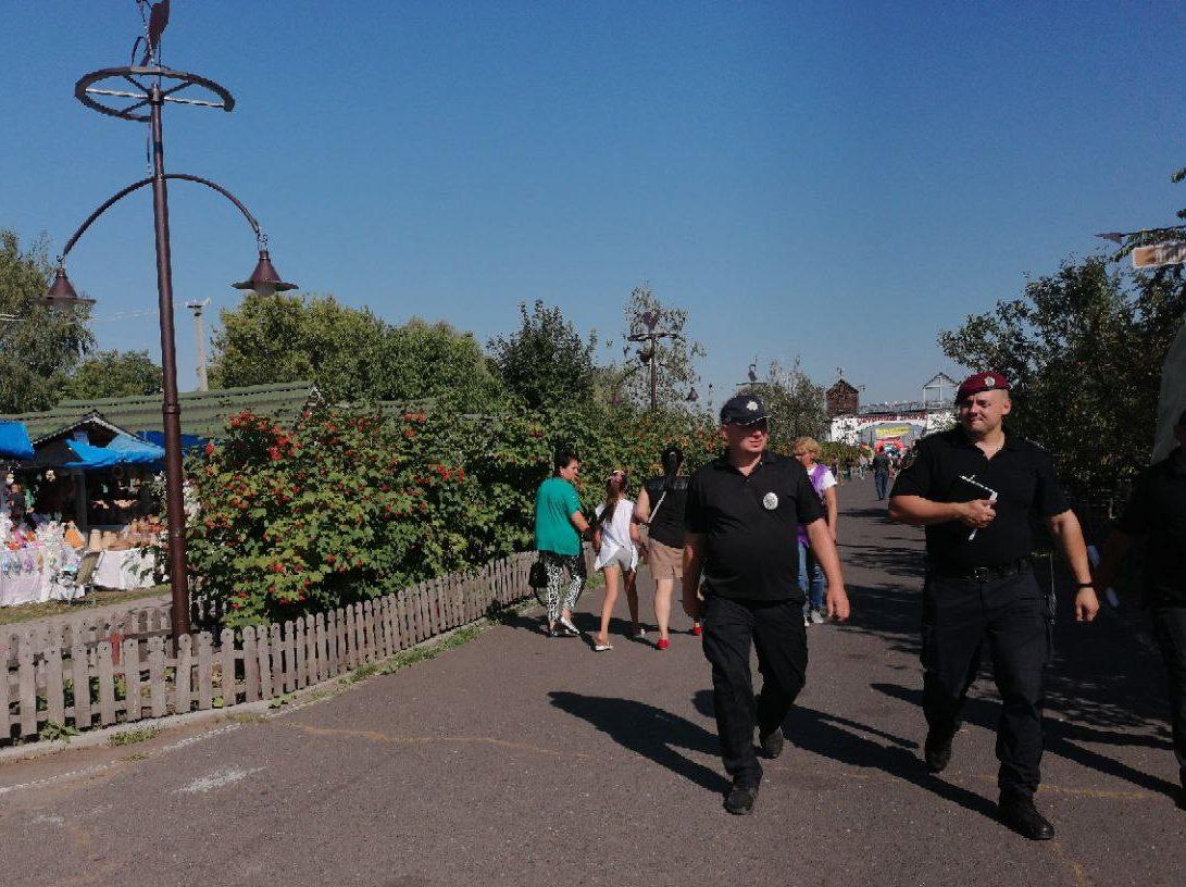 Первые сутки Сорочинской ярмарки – 2021 прошла без происшествий