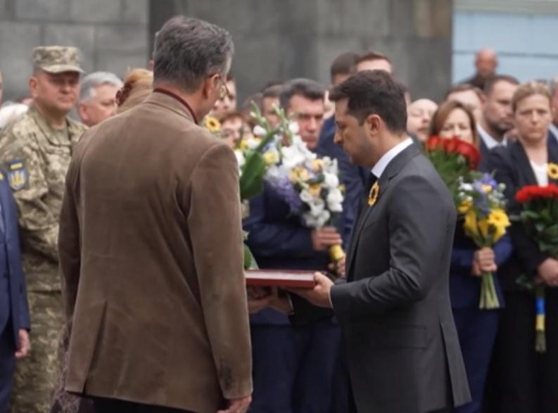 Полтавцеві посмертно присвоїли Героя України та «Золоту Зірку»