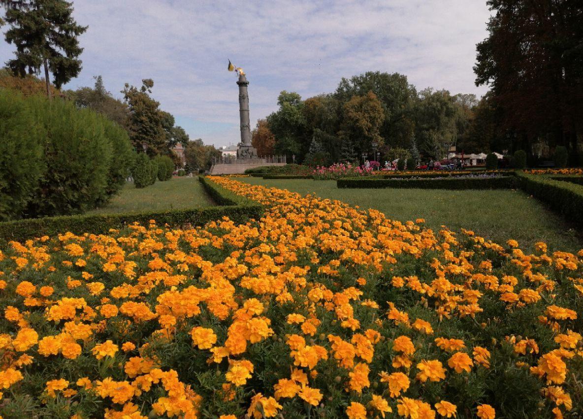 Полтава святкуватиме День міста в «жовтій» зоні епіднебезпеки