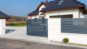 решетчатые ворота - изготовление промышленных ворот - харьков
