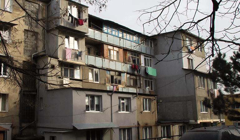 (Ua) Алгоритм для проведення реконструкції балкону